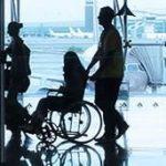 Agent d'accueil des personnes à mobilité réduite amp