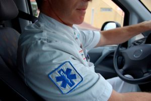 Conducteur ambulancier