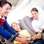 Personnel navigant commercial (PNC) : Hôtesse et Steward amp