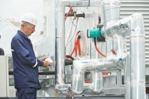 Technicien en genie climatique